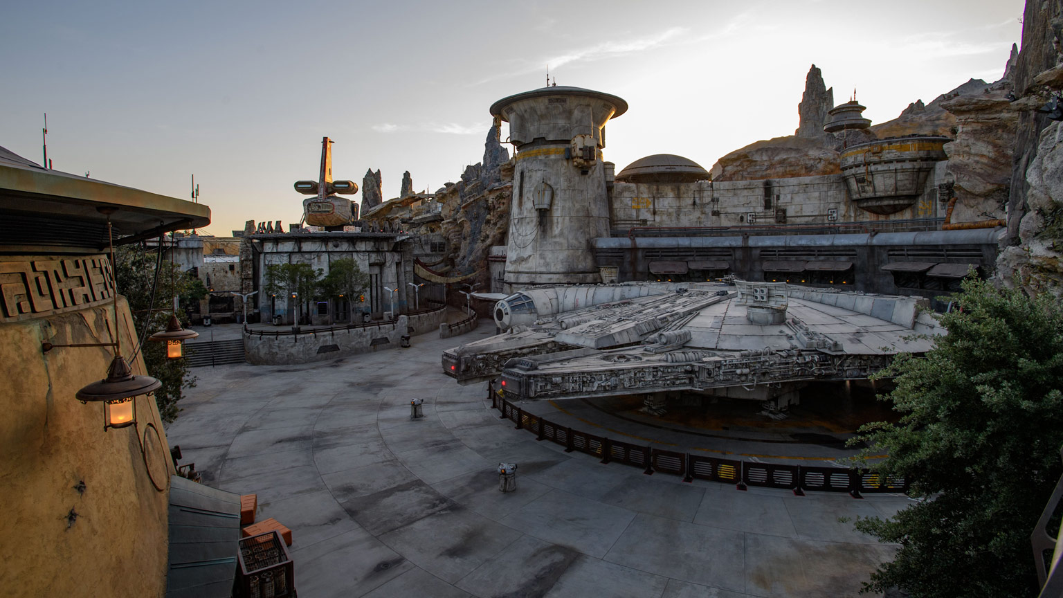 Image result for millennium falcon batuu starwars.com