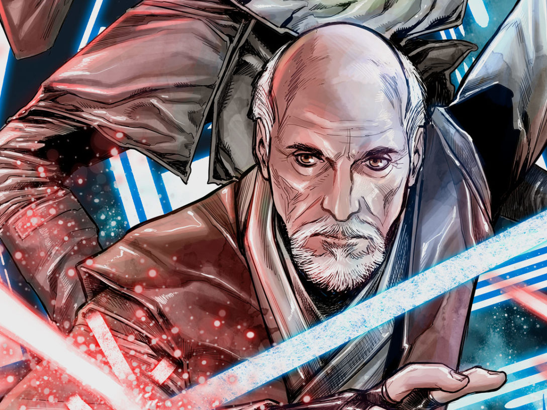 Star Wars Jedi: Fallen Order #1 cover