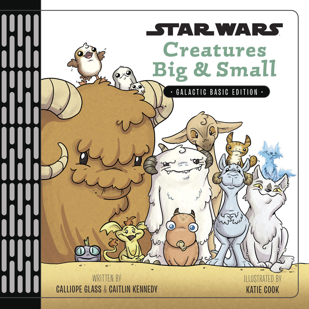 Star Wars Creatures Big and Small cover