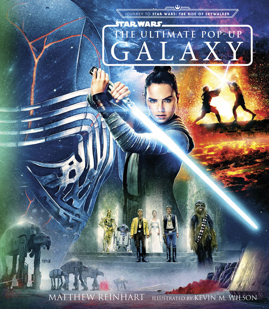 Star Wars: The Ultimate Pop-Up Galaxy cover