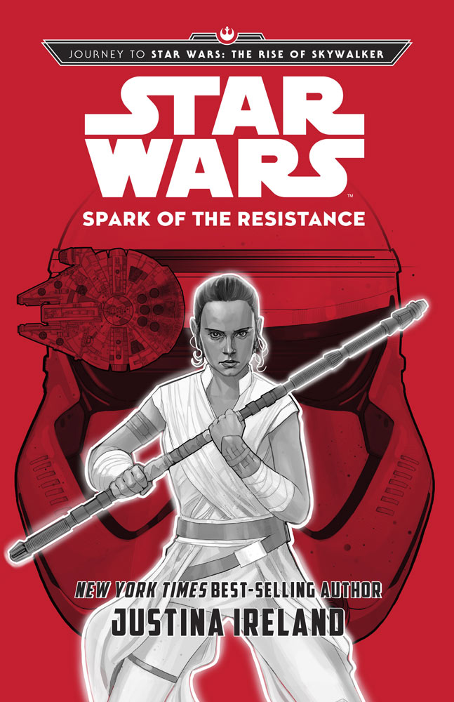 Spark of Resistance final cover