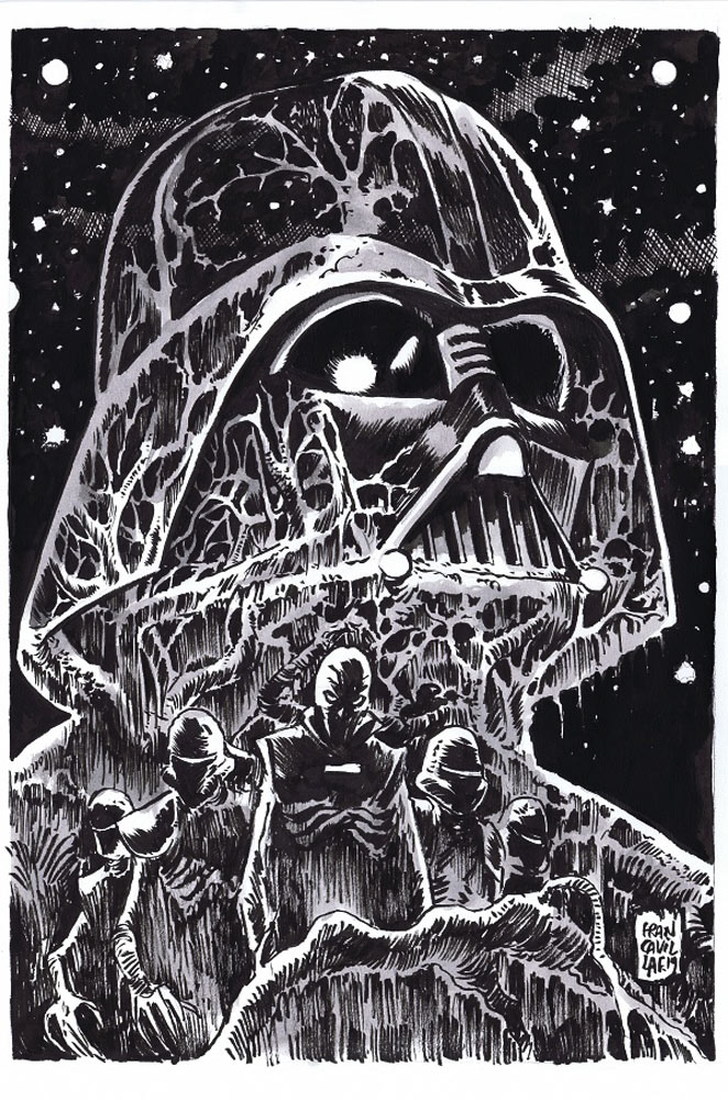 Return to Vader's Castle cover