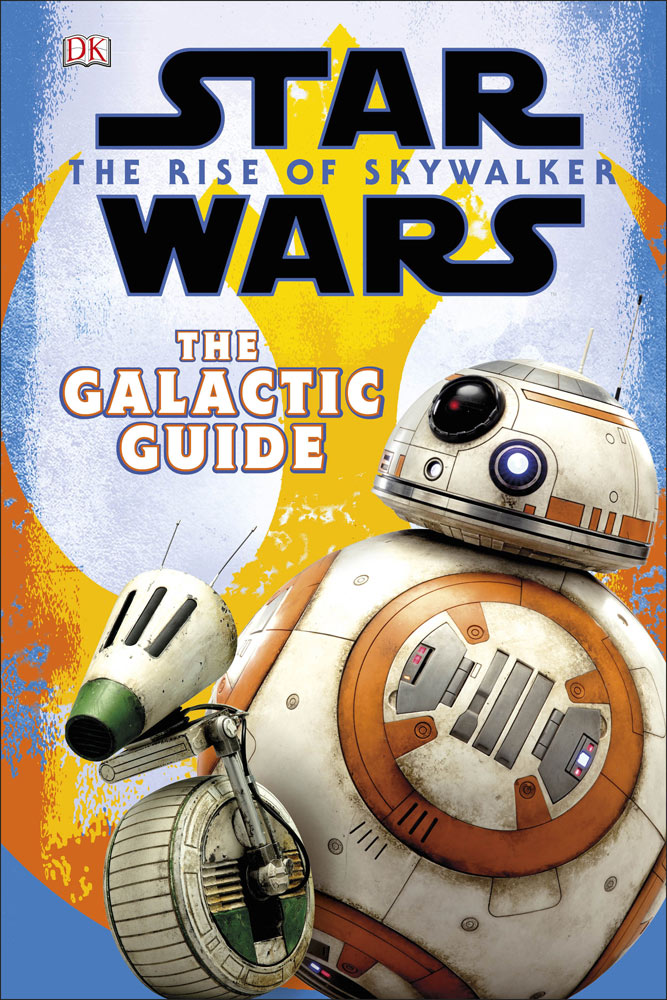 Galactic Guide cover