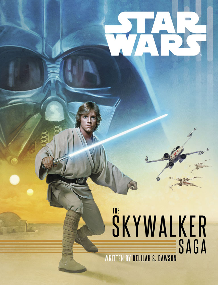 Skywalker Saga cover