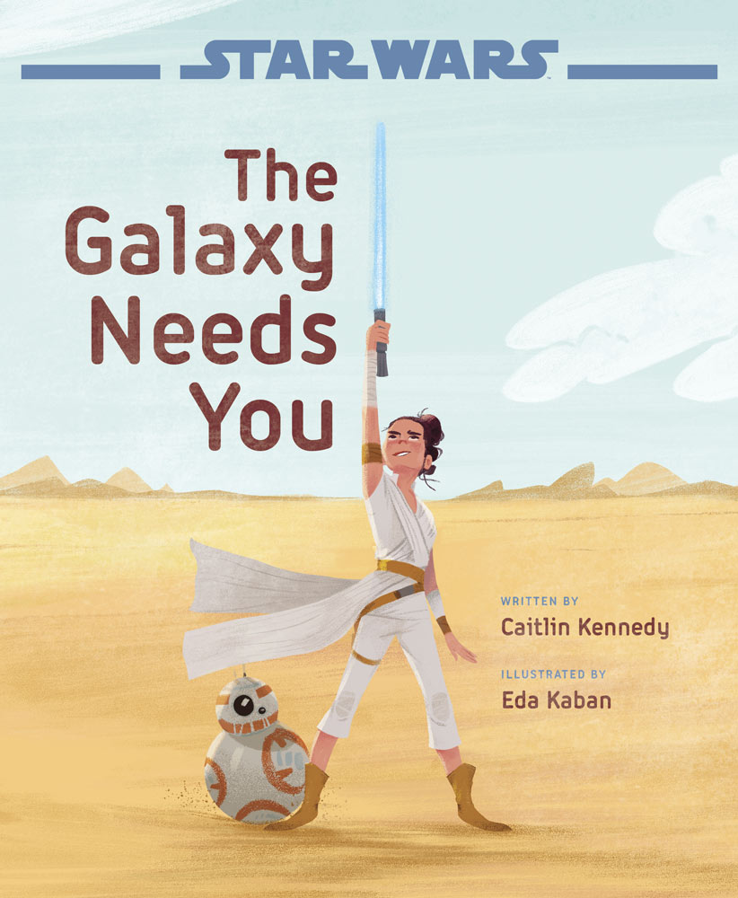 The Galaxy Needs You cover