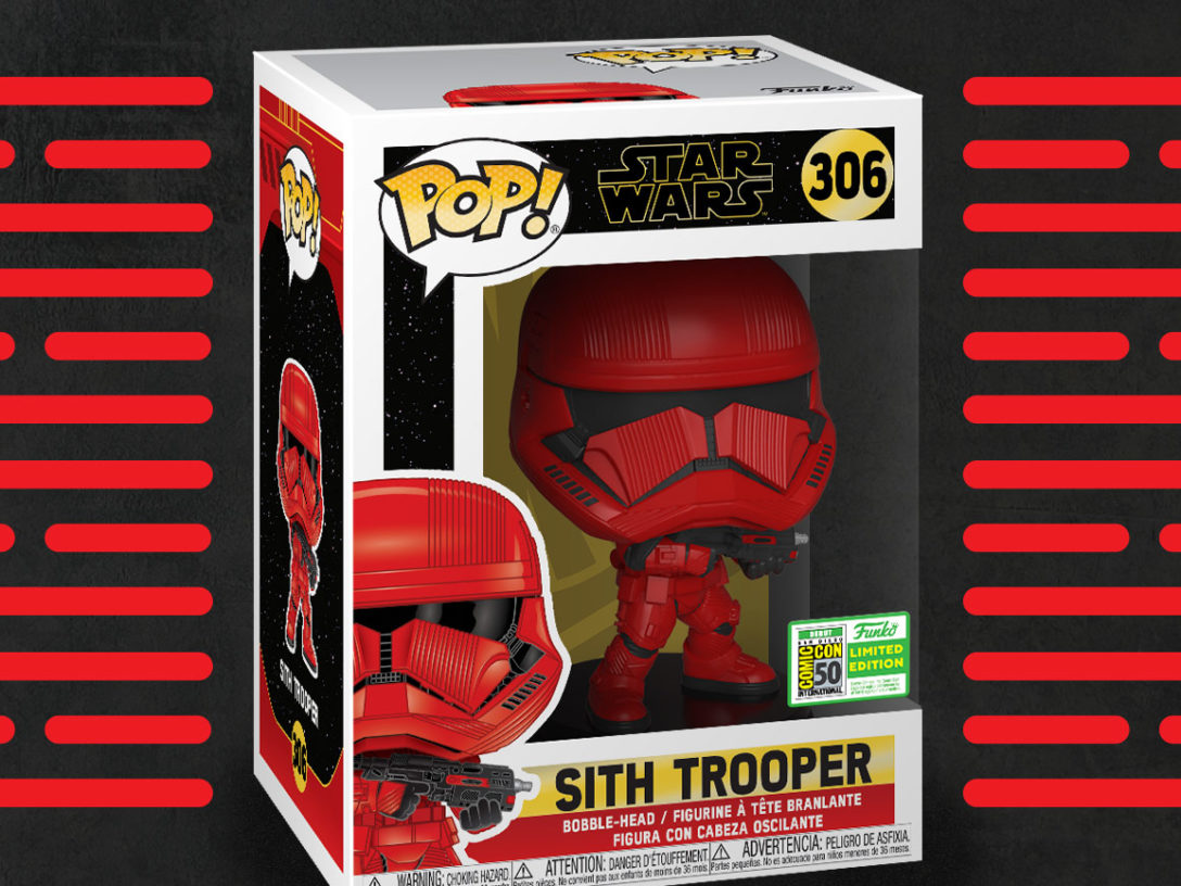 Sith Trooper Funko Pop!