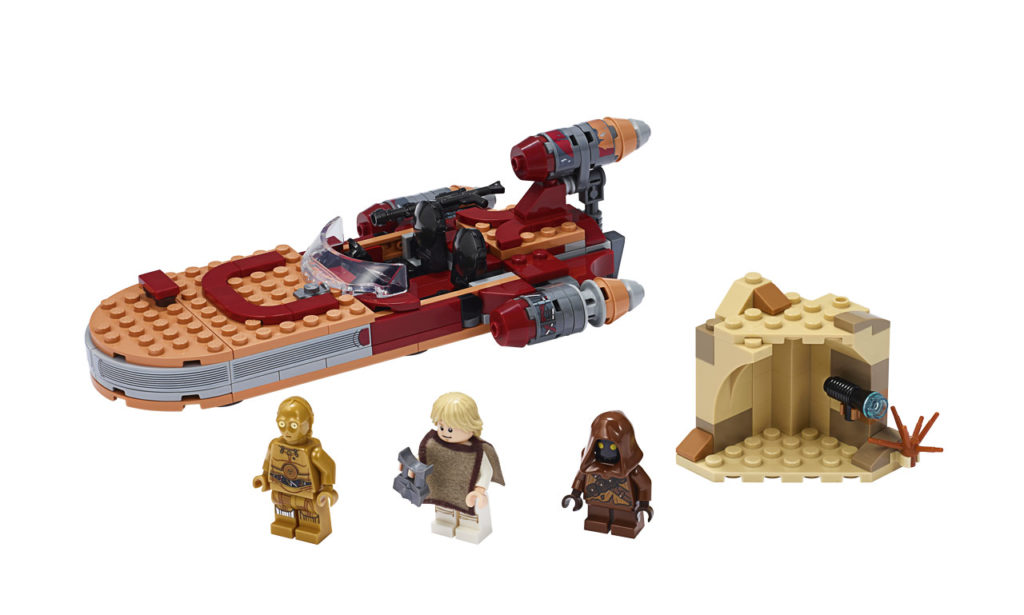 LEGO Star Wars - Obi-Wan's Hut