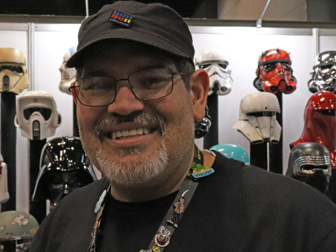 Montie Garcia, Star Wars fan
