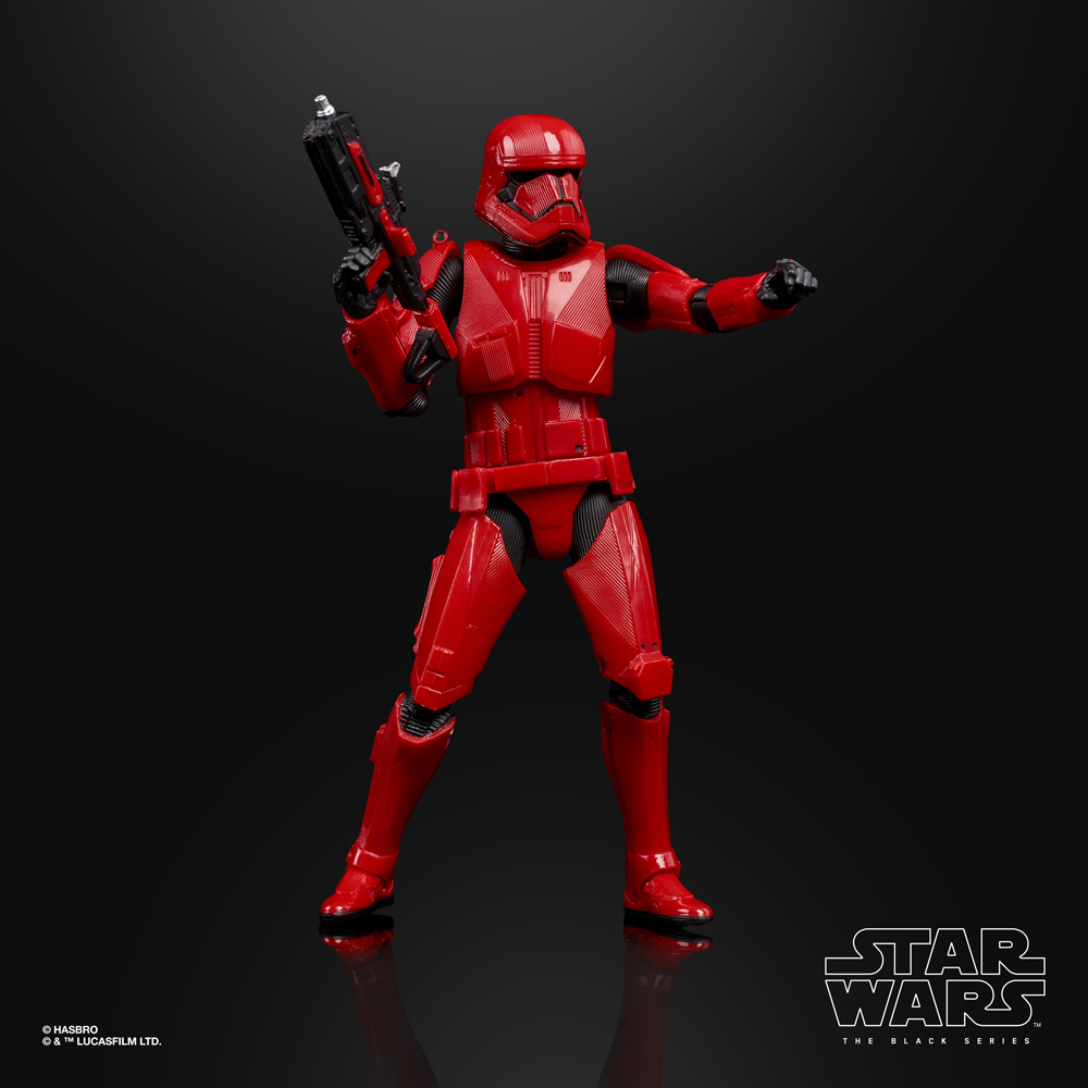 Sith Trooper From Star Wars The Rise Of Skywalker Heads To Sdcc 2019