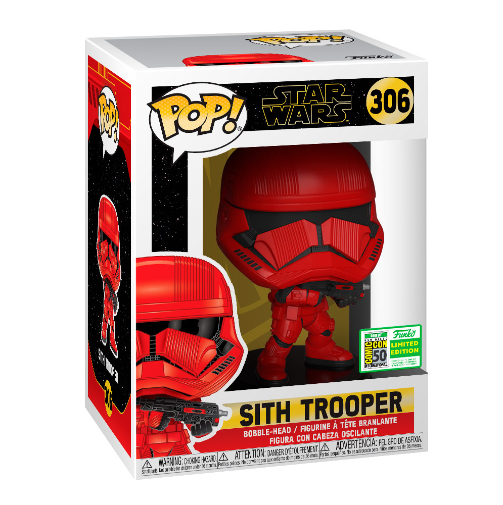 Star Wars Sith Trooper Episode IX Rise of Skywalker Pouch-LOUSTCB0123-LOUNG...