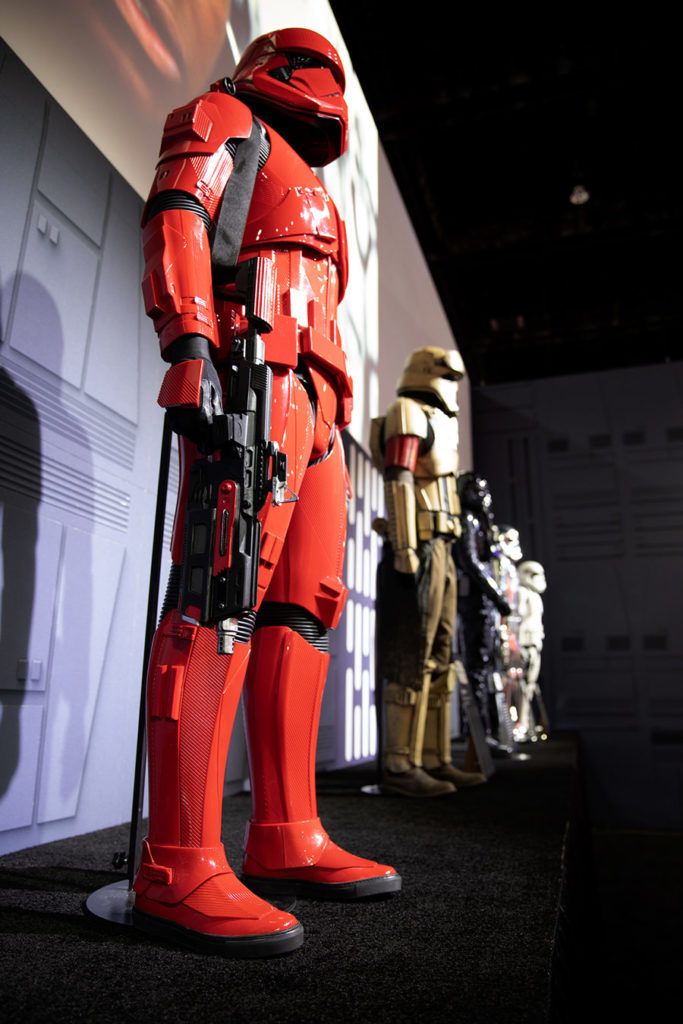 Sith trooper at SDCC 2019