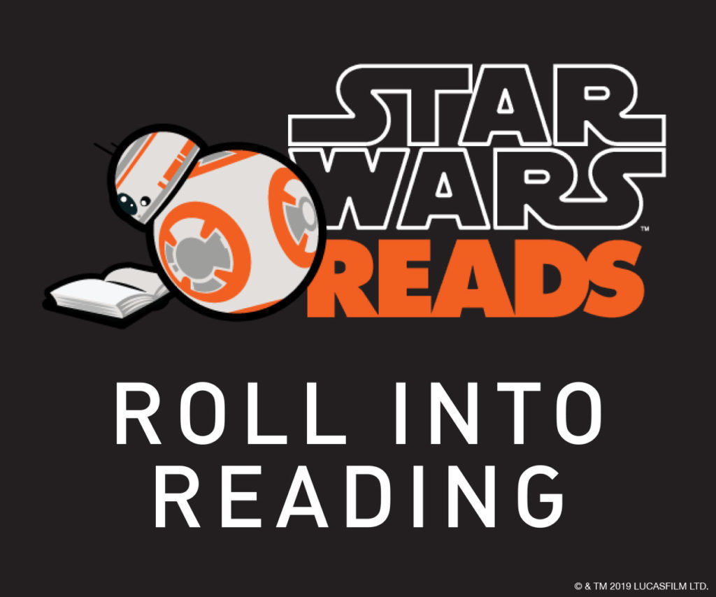 Star Wars Reads 2019 digital banner