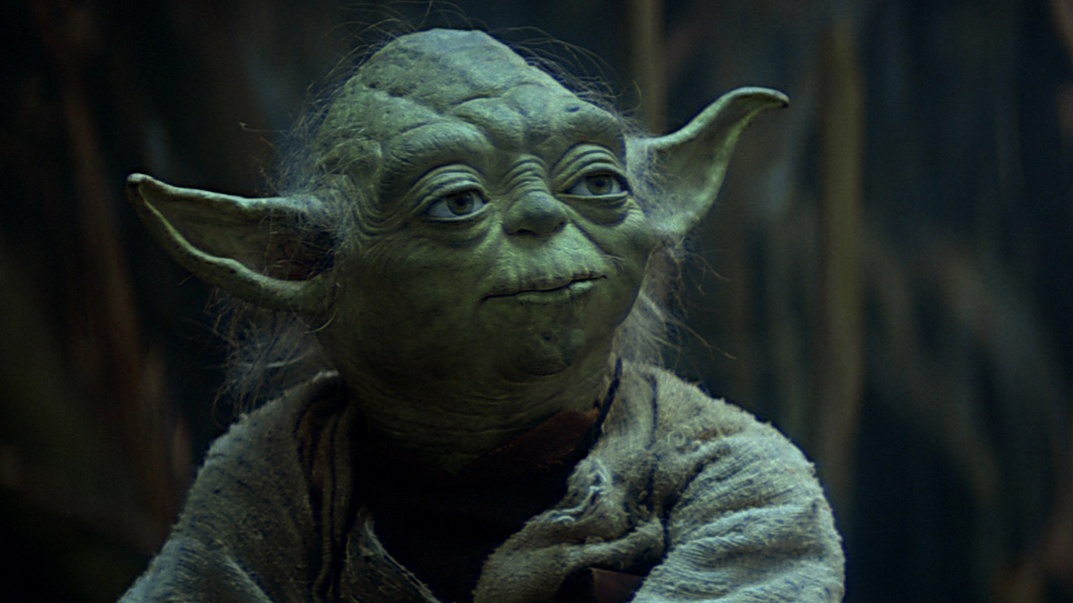 Master Yoda has taught many Jedi about mindfulness.