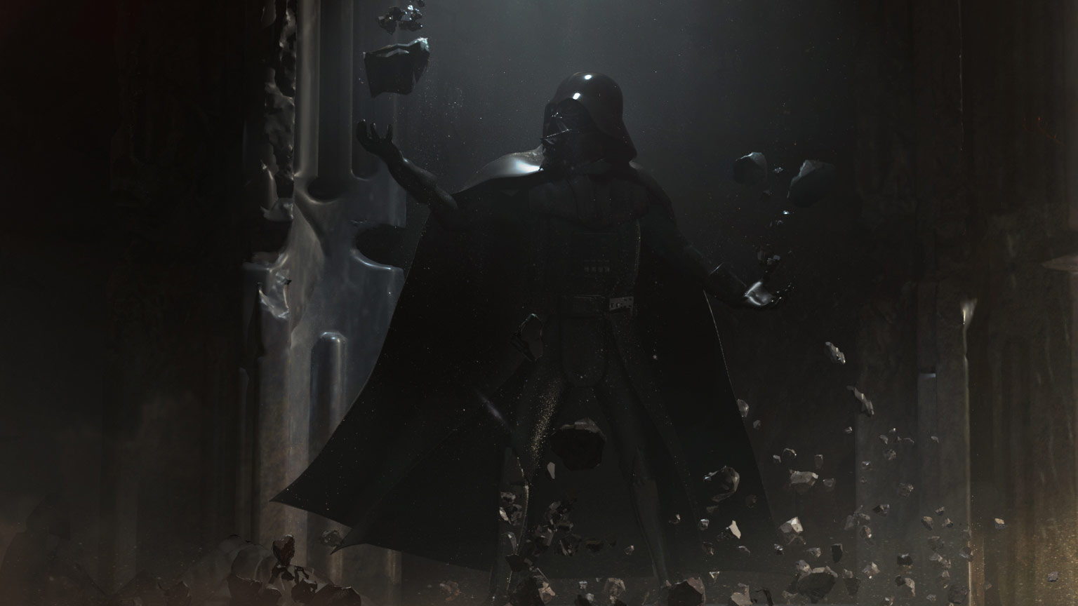 Sdcc 2019 Vader Immortal Episode Ii Concept Art And Details Revealed Starwars Com