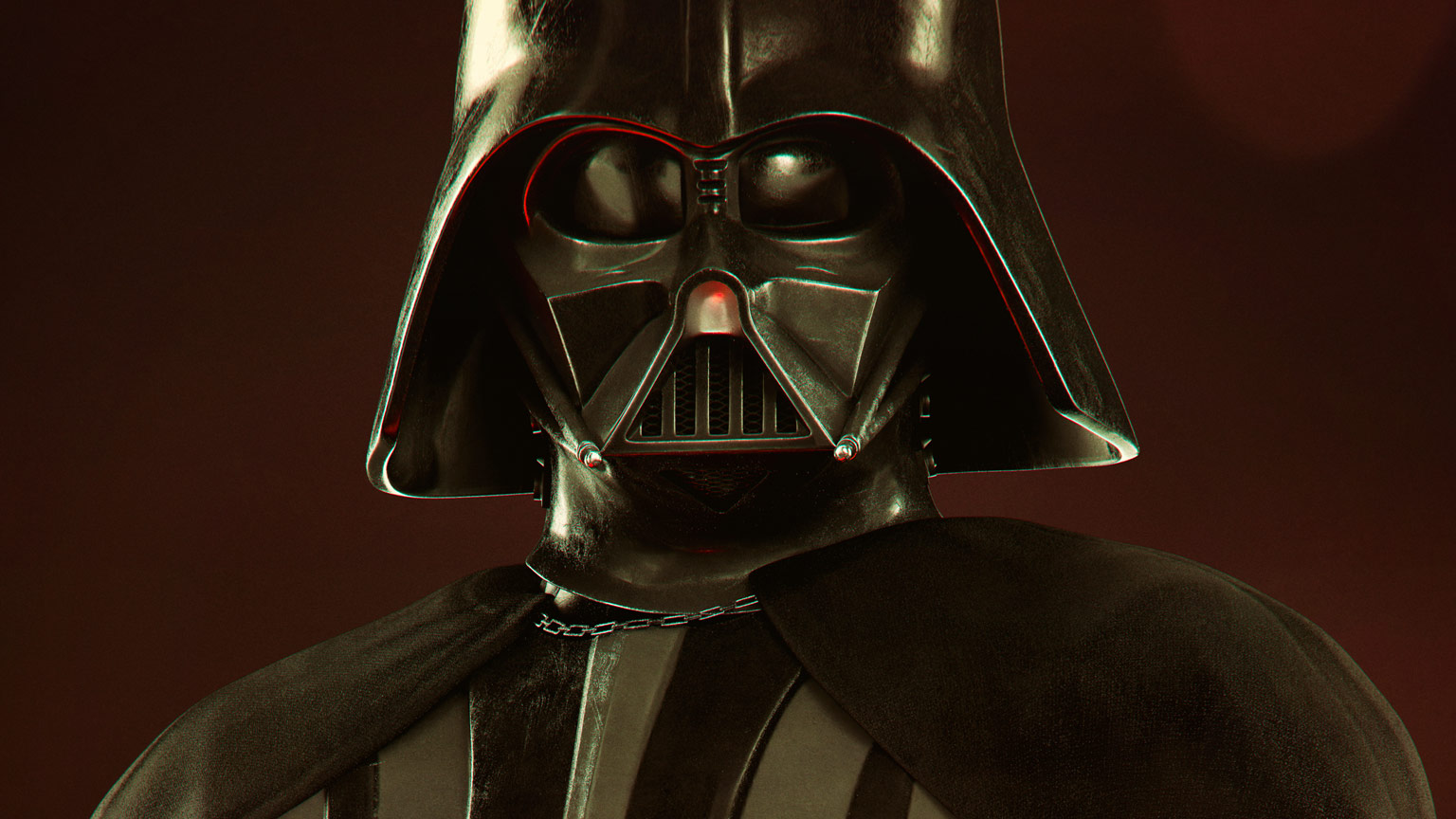 Darth Vader Vader Immortal SDCC poster