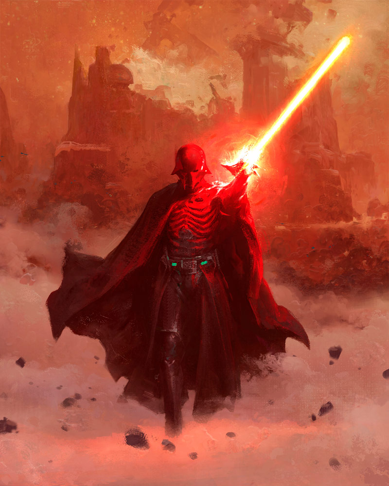 Episode IX CRACK spoiler discussion thread - Page 24 Vader-painting-myths-fables