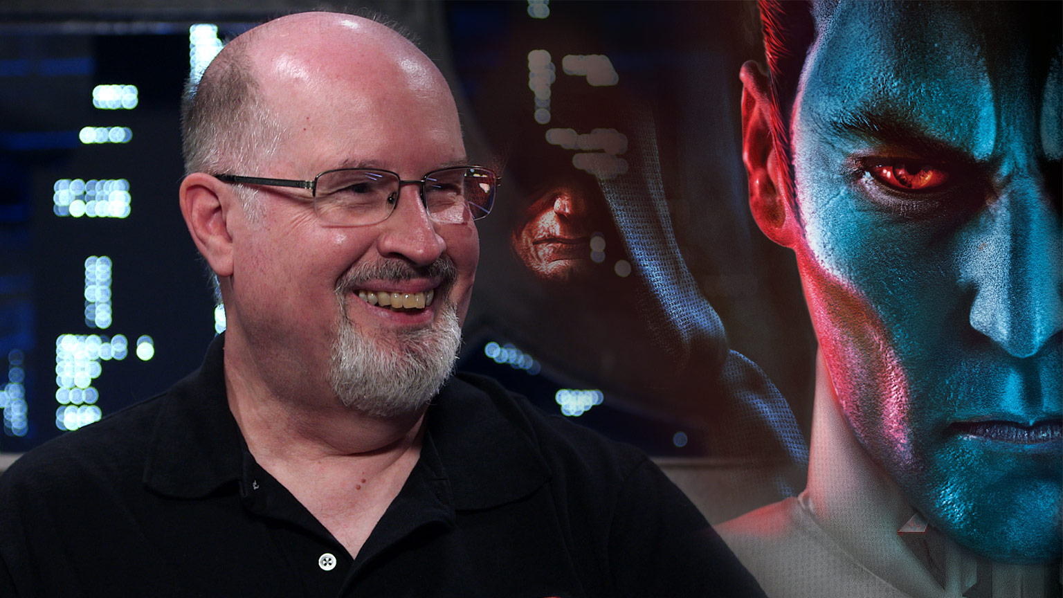 5 Questions with Thrawn: Treason Author Timothy Zahn | StarWars.com