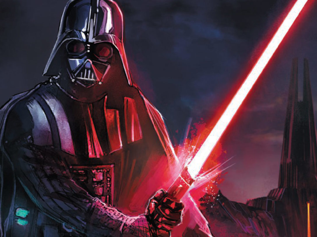 Darth Vader in Star Wars: Darth Vader: Dark Lord of the Sith