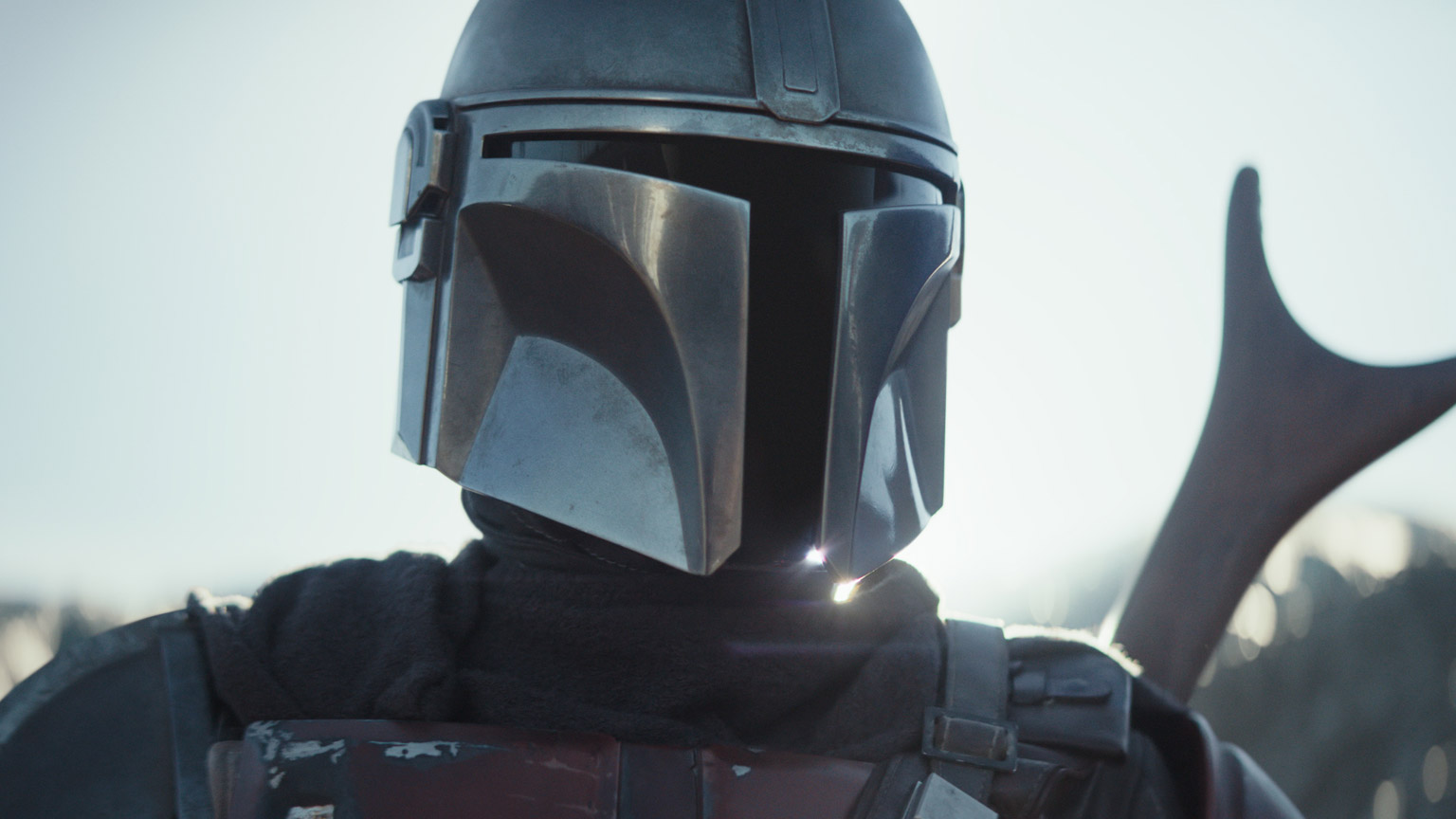 An image from The Mandalorian trailer.