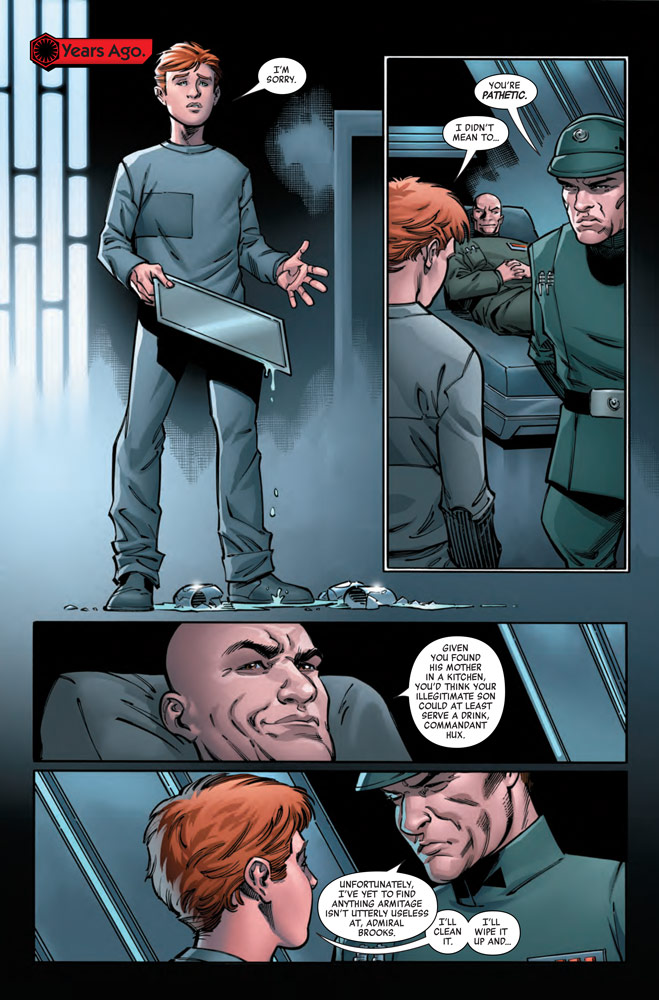 Age of Resistance: General Hux #1