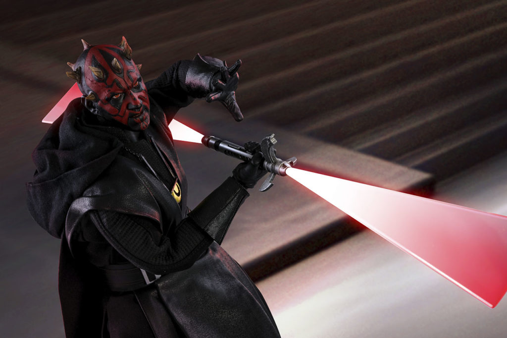 Hot Toys' Maul figure