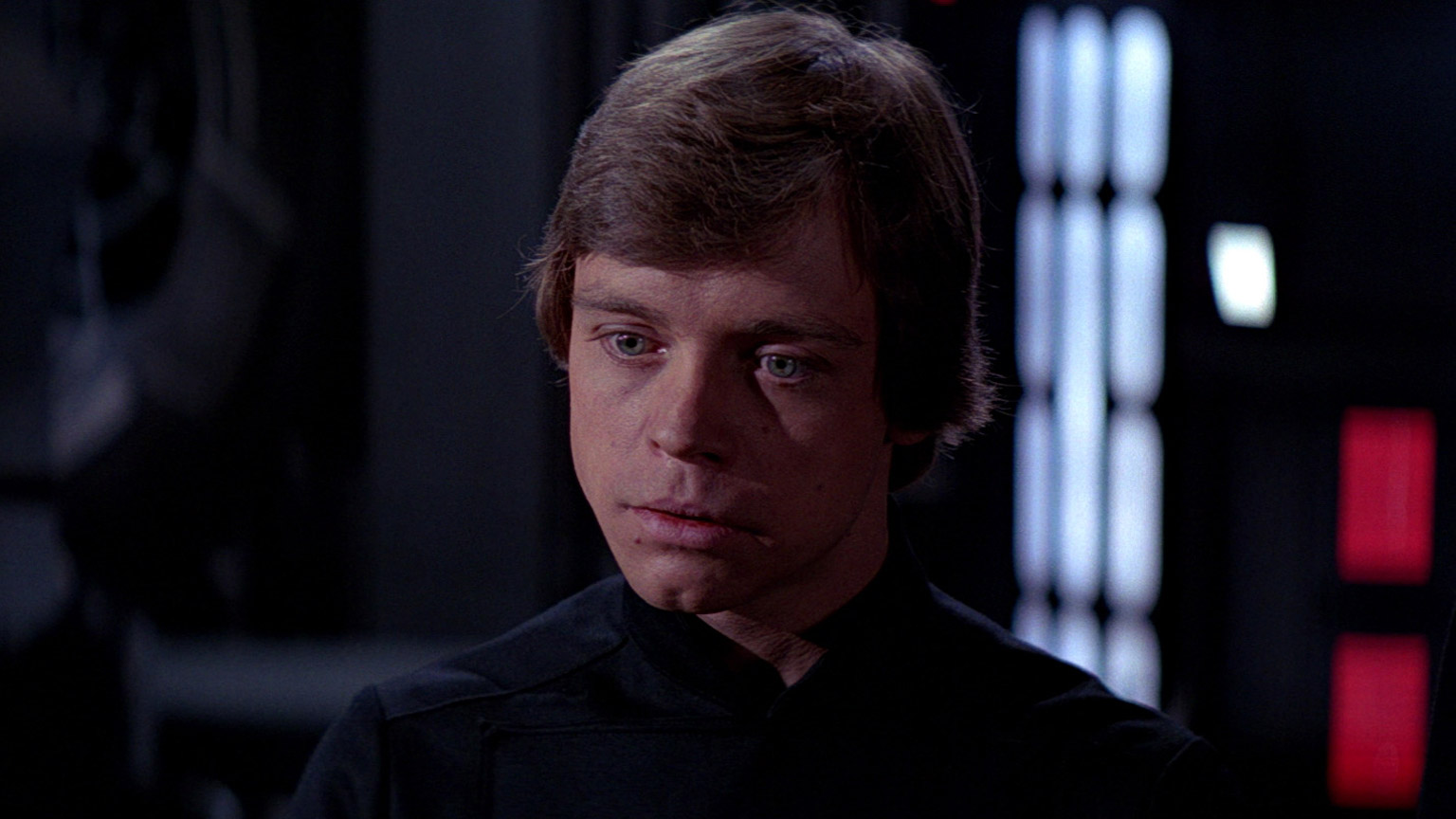 Luke Skywalker in Return of the Jedi