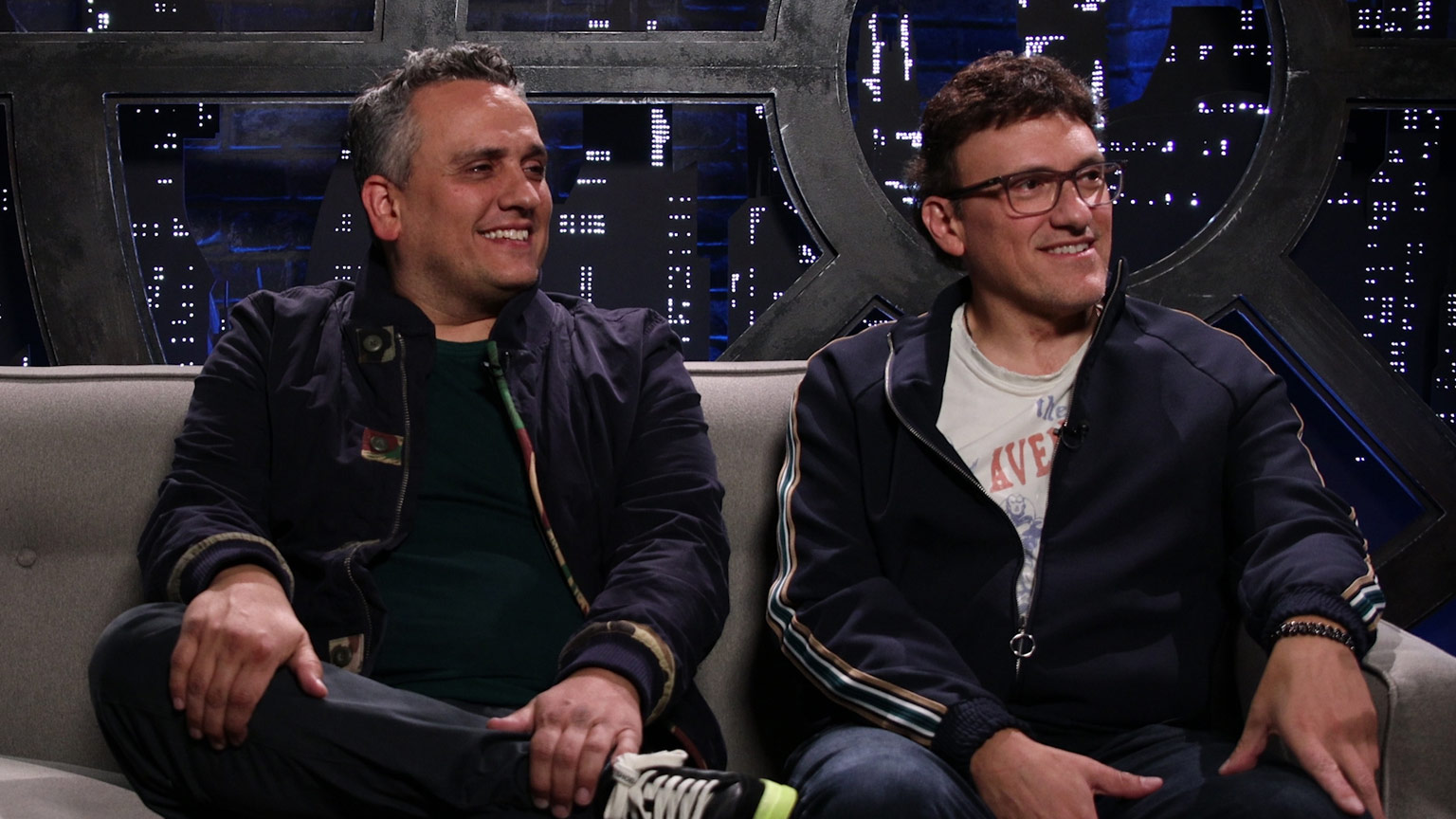 The Russo Brothers on The Star Wars Show