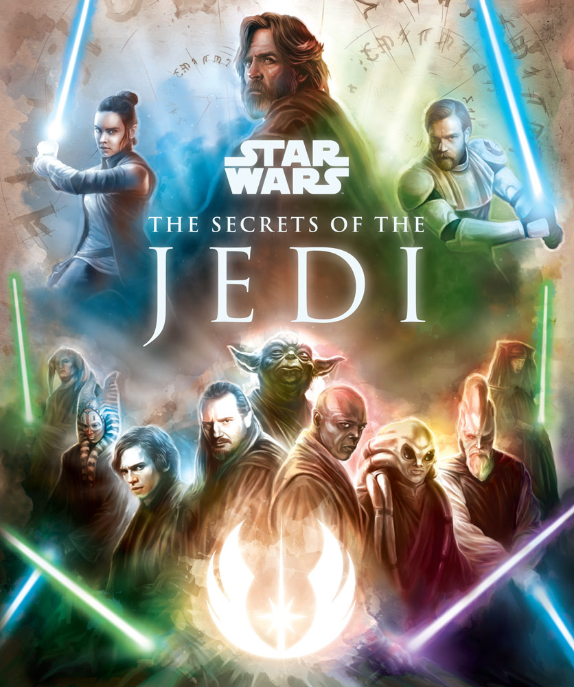 The Secrets of the Jedi cover