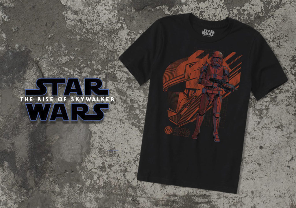 Amazon Sith Trooper black t-shirt