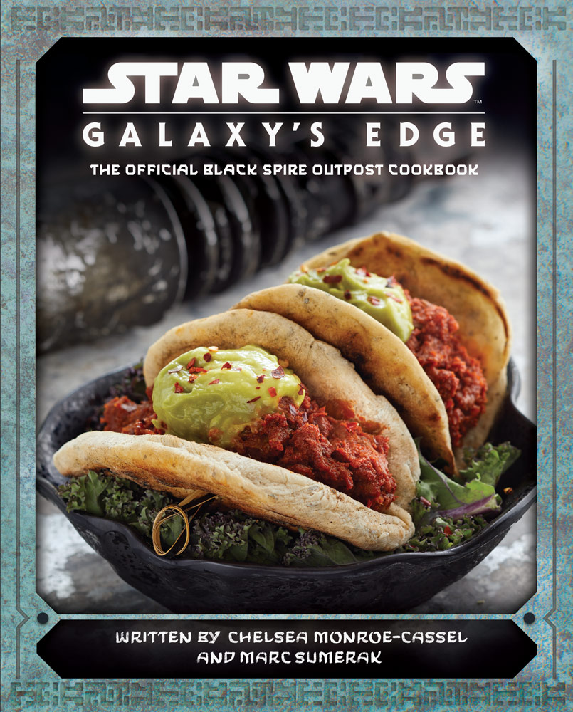 Star Wars: Galaxy's Edge Cookbook cover