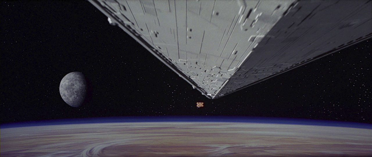 A New Hope: Star Destroyer