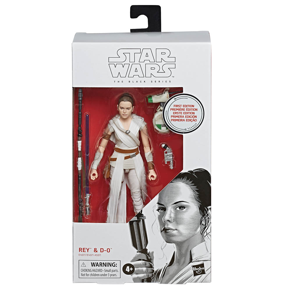Hasbro Black Series First Edition