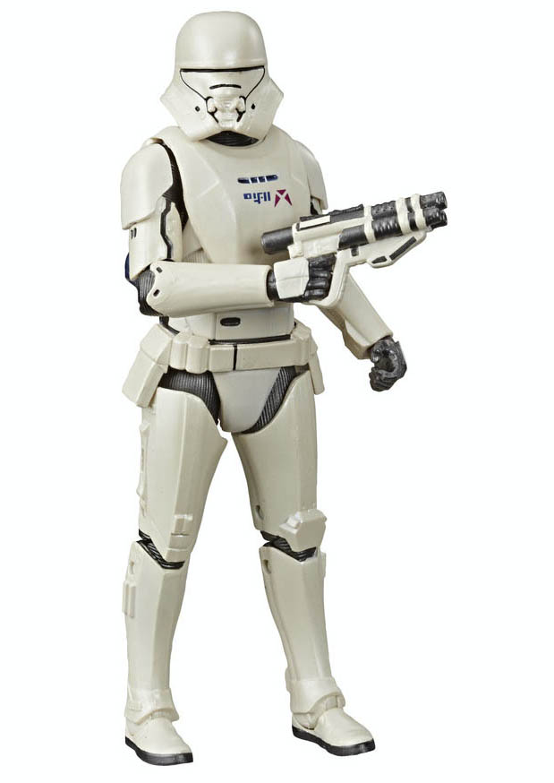 Hasbro's Black Series jet Trooper