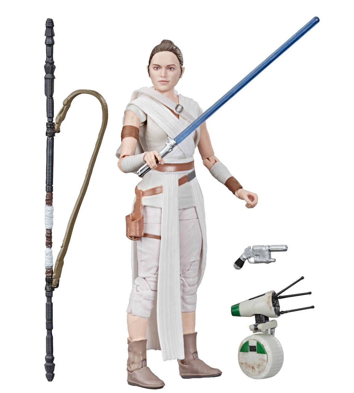 Hasbro's Black Series Rey