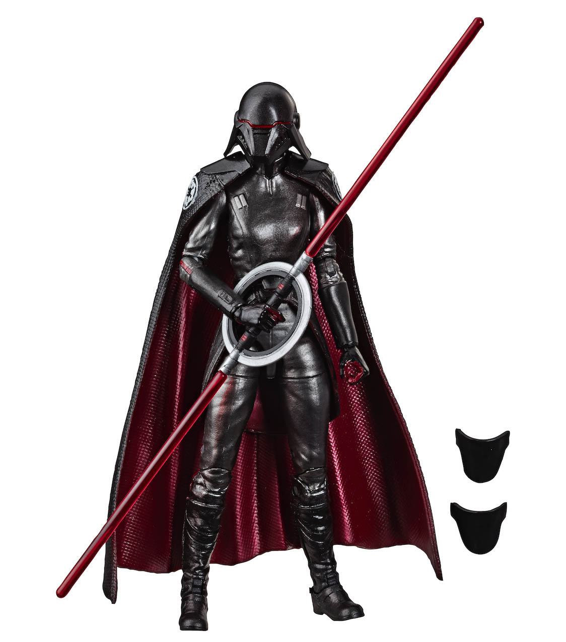 Hasbro's Black Series Second Sister