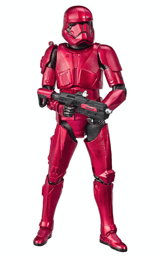 Hasbro's Black Series Sith trooper