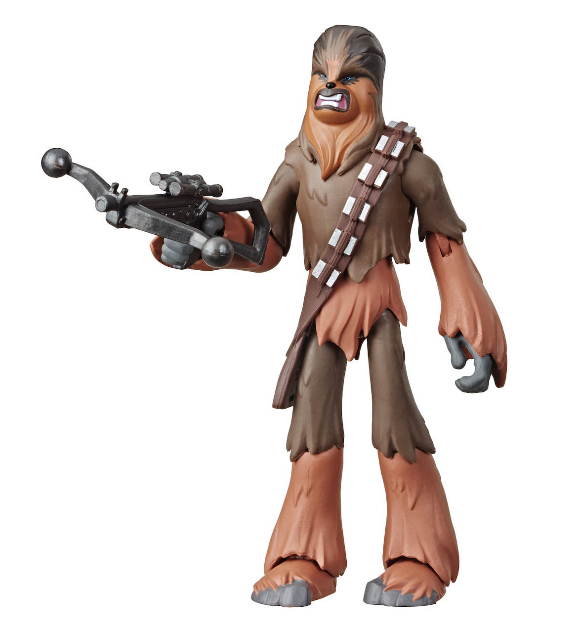 Chewbacca from Hasbro's Galaxy of Adventures