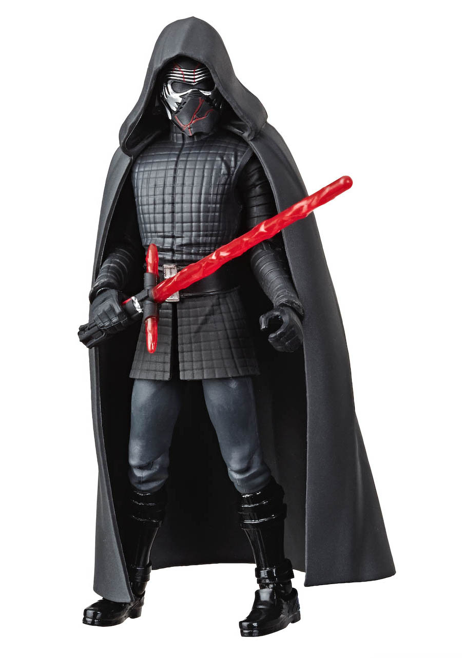 Kylo Ren from Hasbro's Galaxy of Adventures
