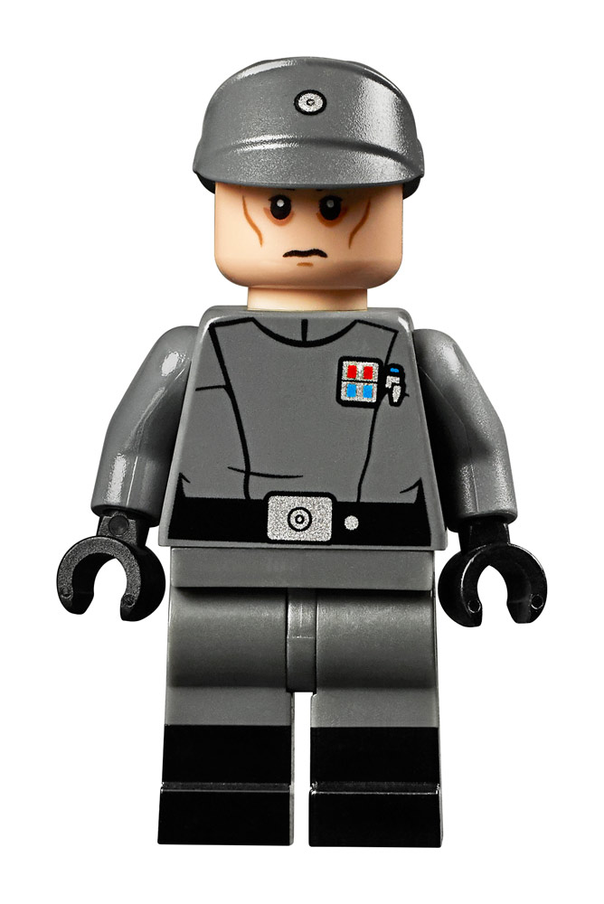 LEGO Star Wars Star Destroyer Imperial Officer