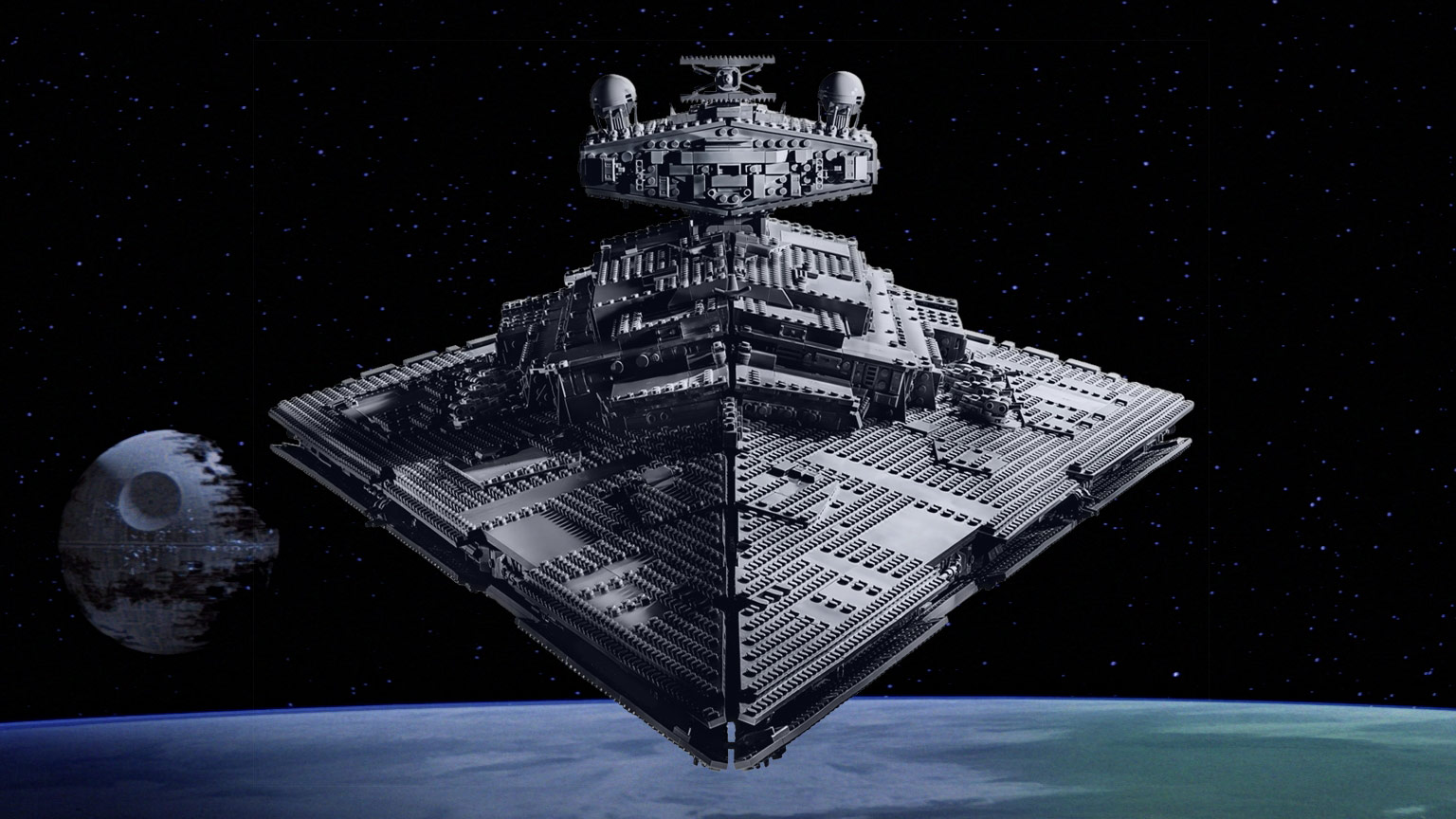 The Lego Group Unleashes Massive Star Destroyer Starwars Com