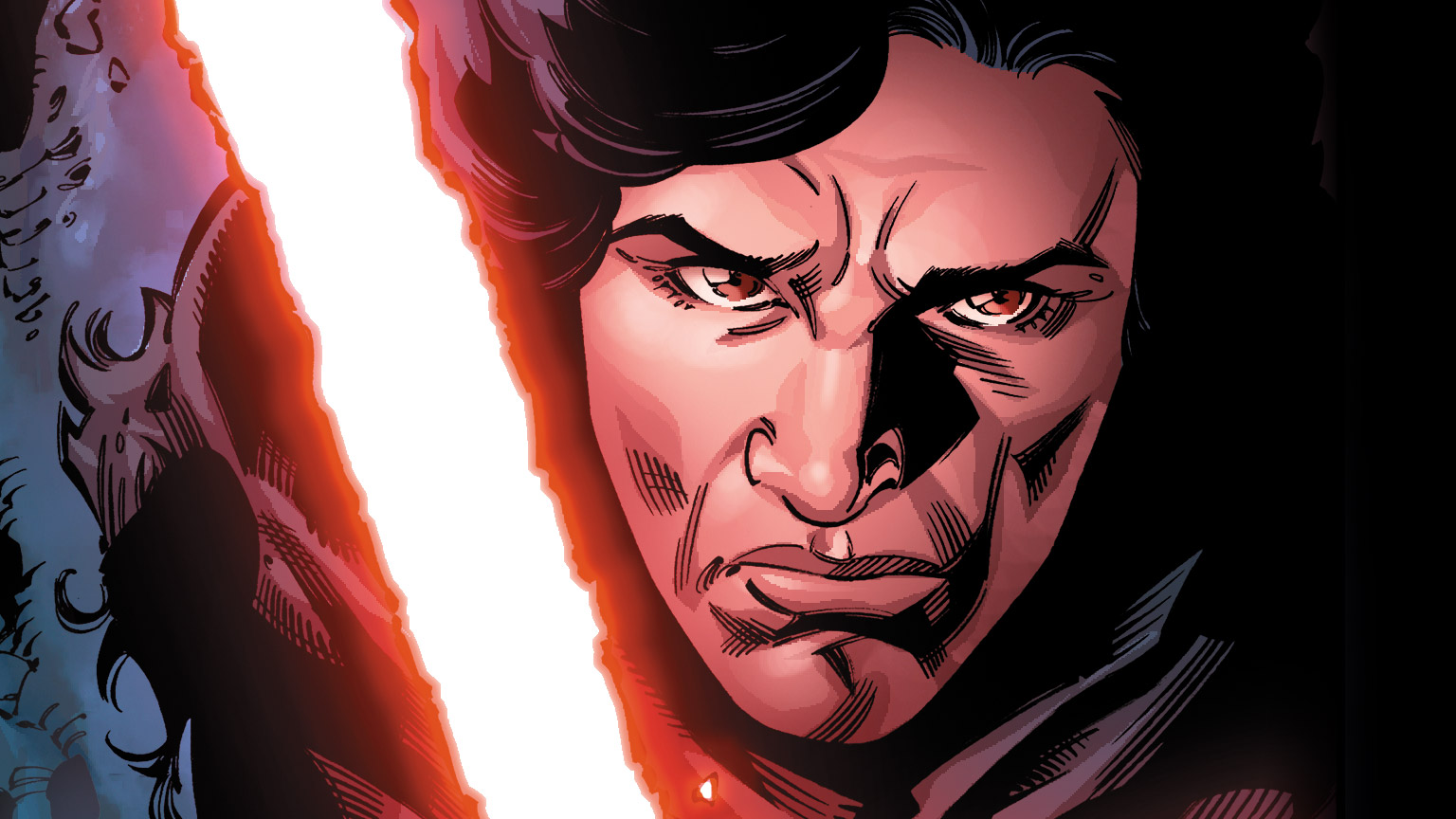 Kylo Ren in Marvel's Age of Resistance - Supreme Leader Snoke #1.