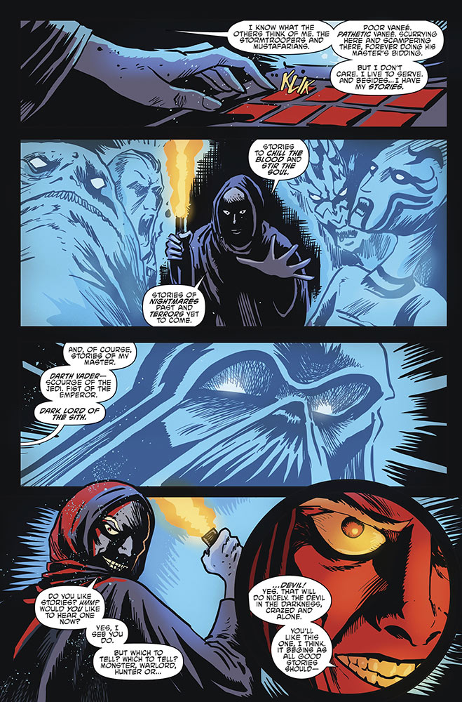 Return to Vader's Castle #1 page 2