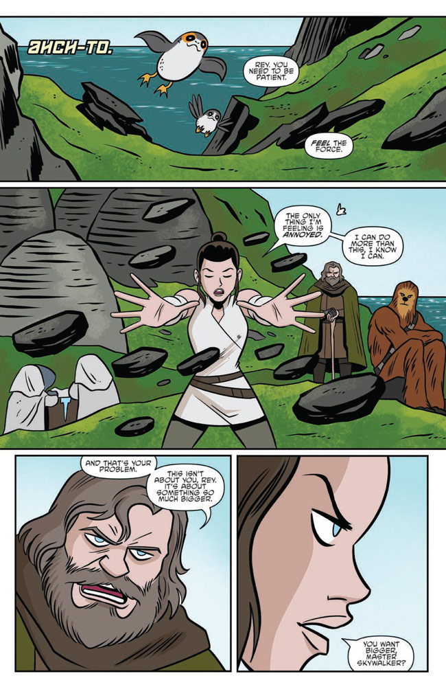 Star Wars Adventures #26 page 1