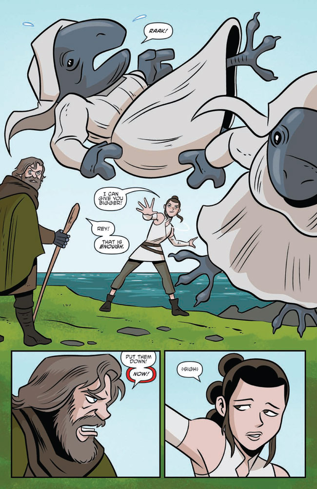 Star Wars Adventures #26 page 2