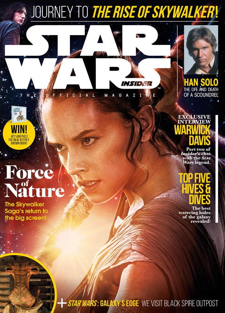 Star Wars Insider 192 cover