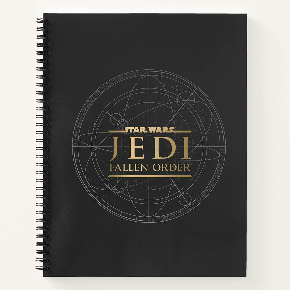 A Star Wars Jedi: Fallen Order notebook