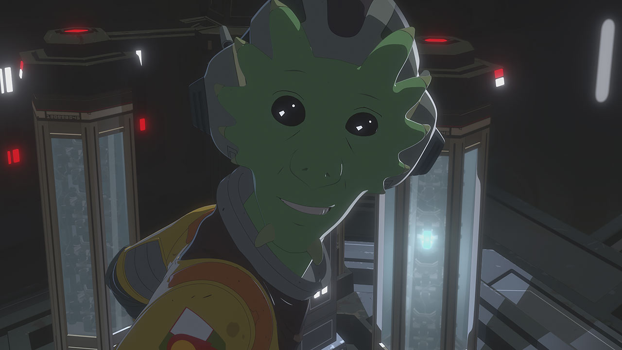 Star Wars Resistance: Neeku and Coaxium fuel