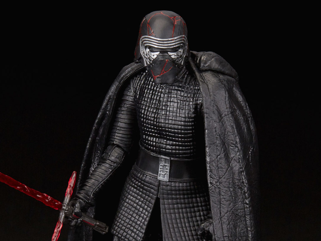 Black Series Kylo Ren