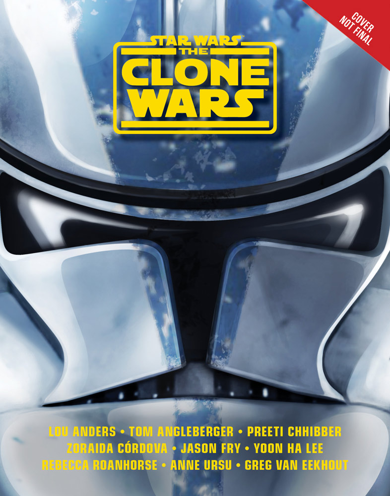 Star Wars: The Clone Wars Anthology cover