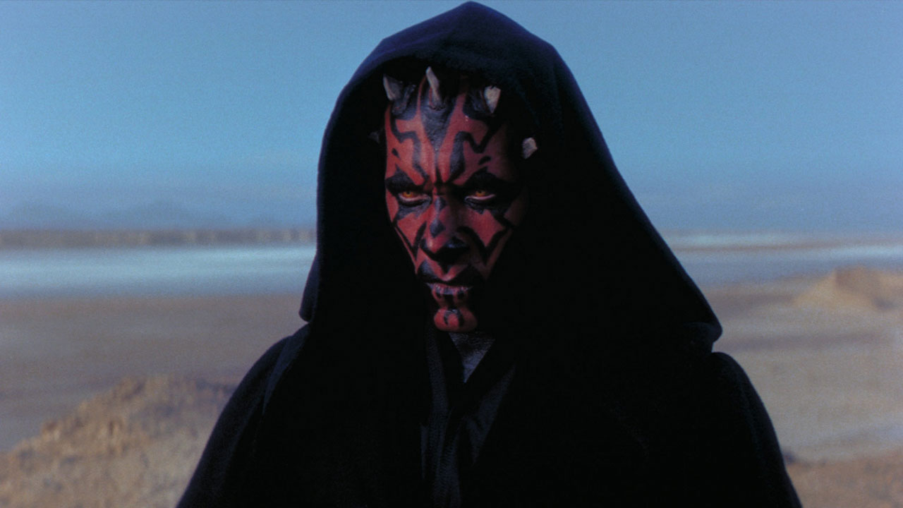 Darth Maul The Phantom Menace